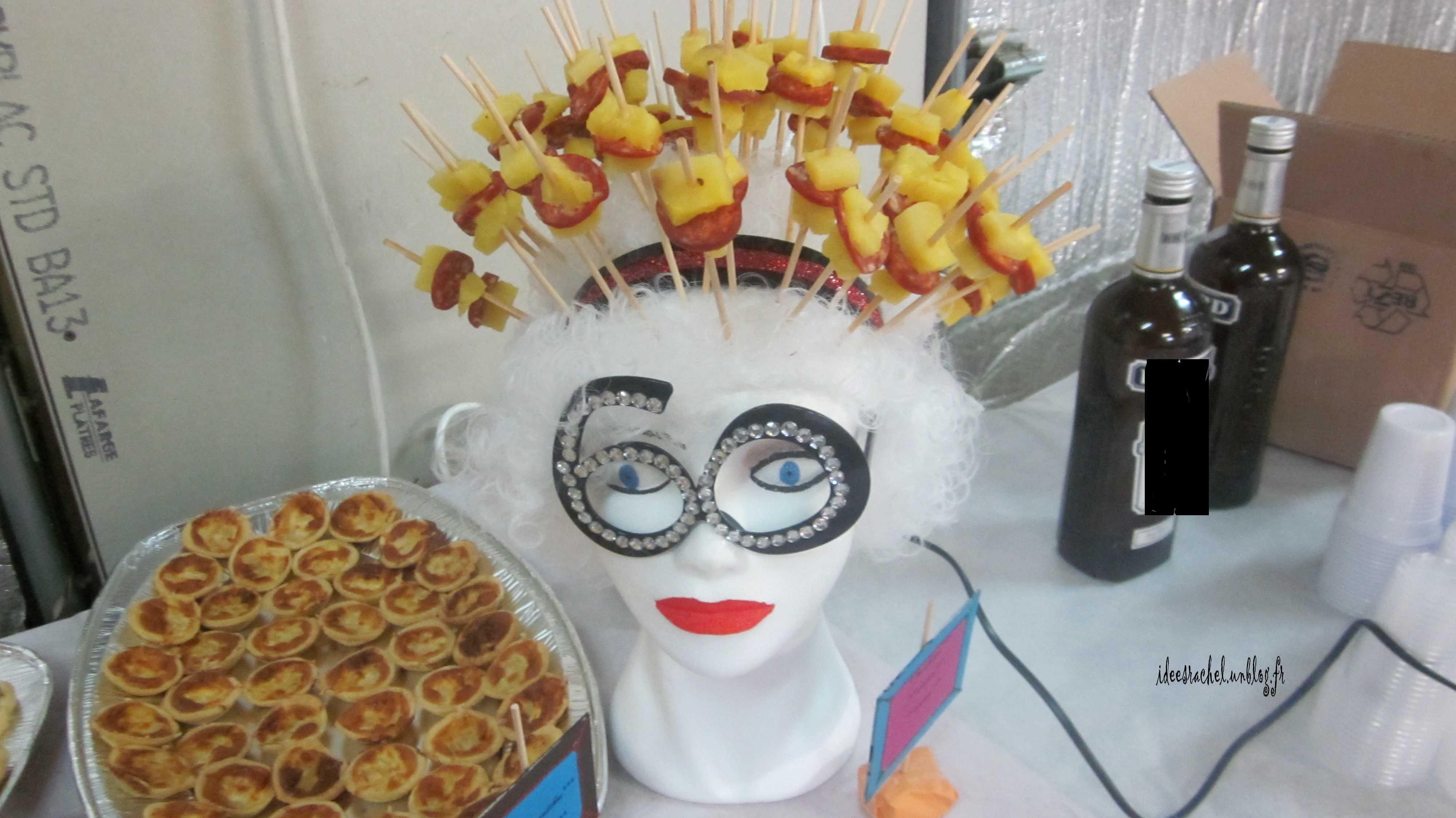 Les id es de rachel anniversaire 60 ans de ma maman 2012 - Idee animation anniversaire 60 ans ...
