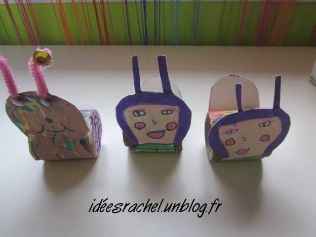 les id es de rachel bricolage enfants petit escargot. Black Bedroom Furniture Sets. Home Design Ideas