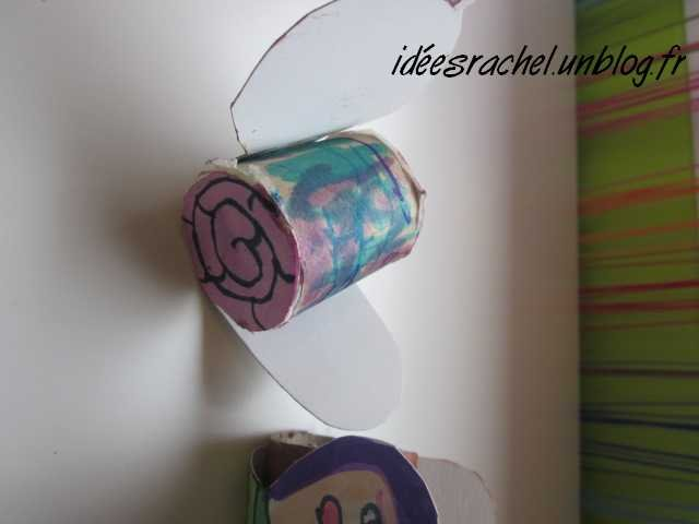 Les id es de rachel bricolage enfants petit escargot - Bricolage simple pour enfant ...