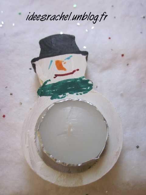 Les id es de rachel bonhomme de neige pots de yaourt a boire for Porte yaourt