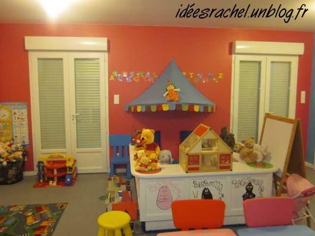 Les idées de Rachel » nouvelle aménagement de ma salle de jeux