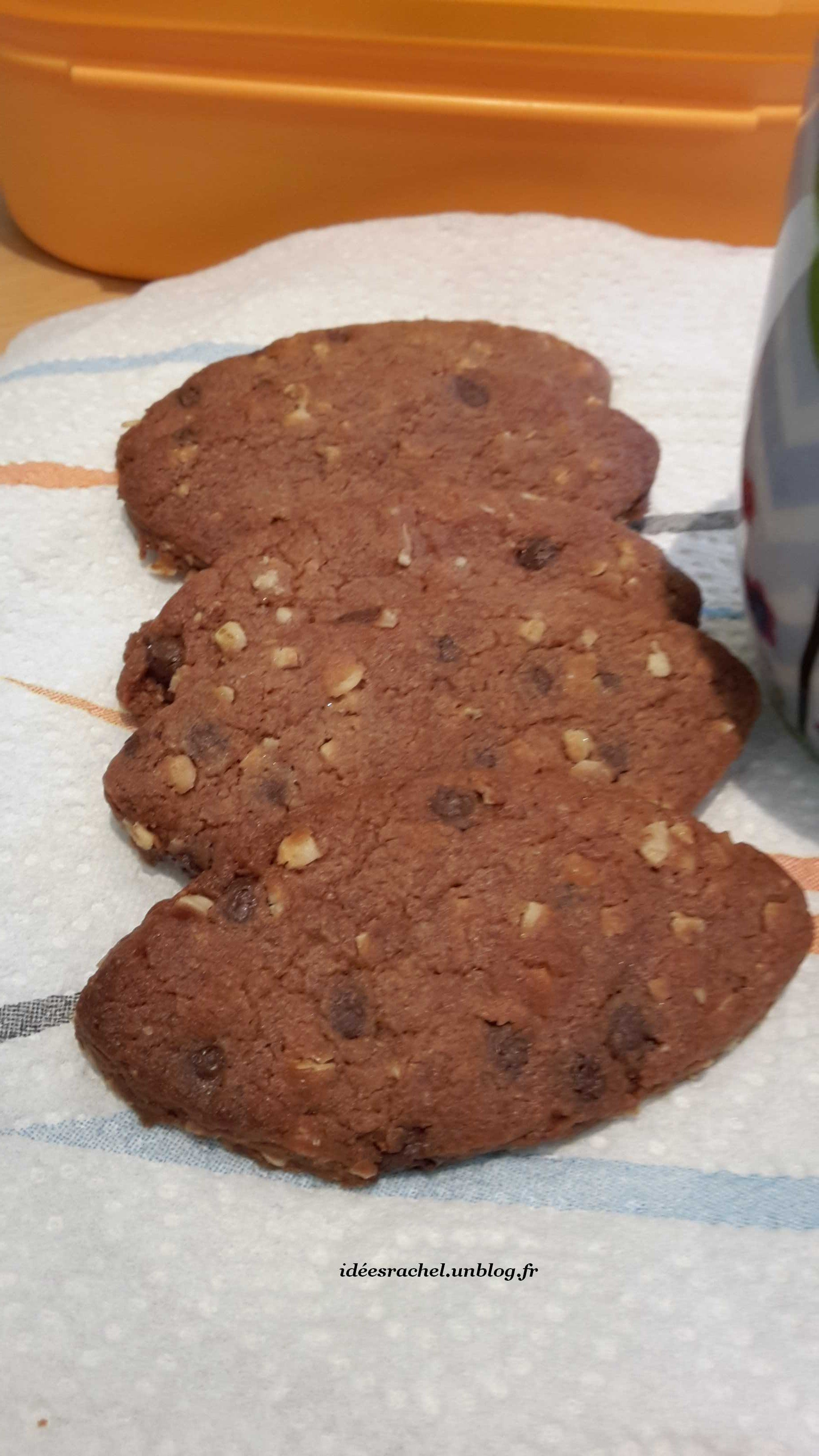 Bien-aimé Recette biscuit petit dejeuner lu – Secrets culinaires gâteaux et  YY55