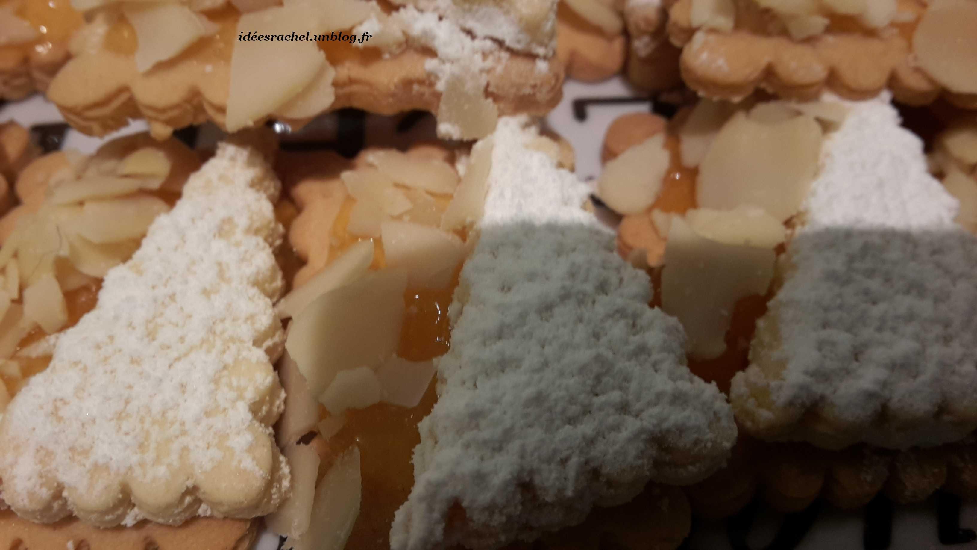 Les id es de rachel sabl s la confiture d abricot - Recette sable confiture maizena ...